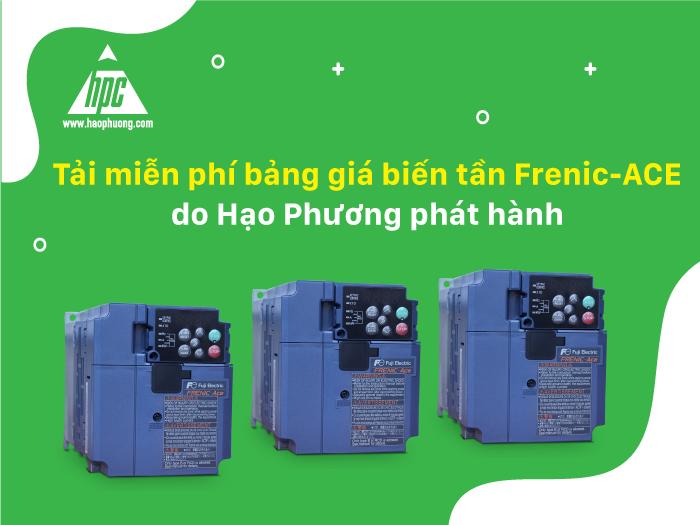 Bảng giá biến tần Frenic-ACE