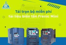 Tải trọn bộ miễn phí tài liệu biến tần Frenic Mini