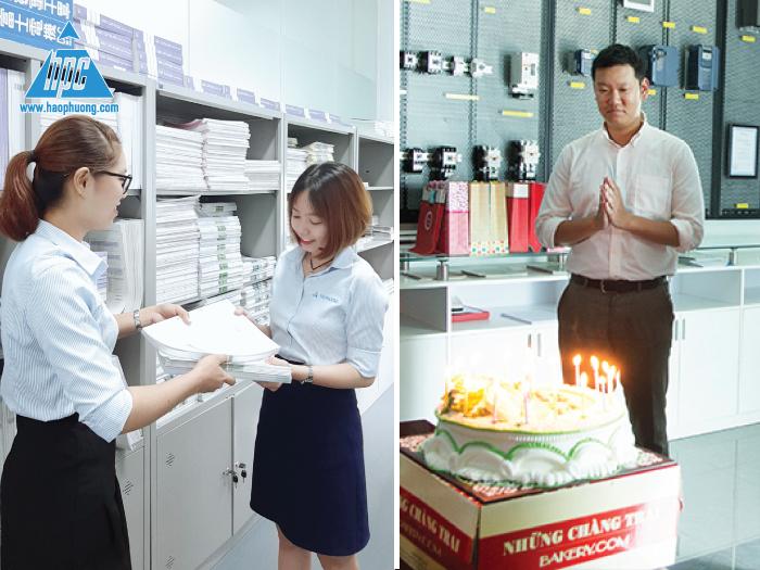 """Bộ Phận """"Truyền thông nội bộ"""" – Nhân tố giữ hồn cho thương hiệu Hạo Phương"""