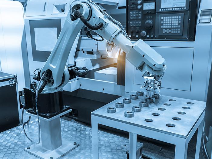 Công nghệ tự động hóa trong các nhà máy lên ngôi nhờ vào robot hợp tác