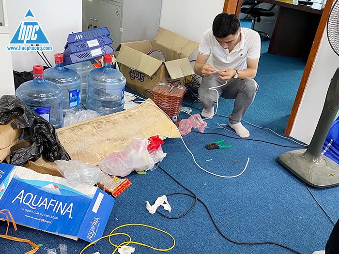 Hạo Phương chuyển địa điểm văn phòng Hà Nội