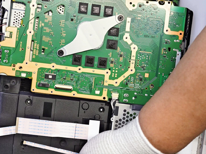 Tự động hóa - Công nghệ đằng sau những chiếc máy chơi game PlayStation