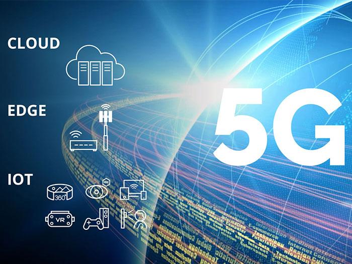 Công nghệ định hình thế giới tương lai 5G