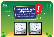 Đồng hồ đo Volt, Ampe BE96 - Dòng sản phẩm đo lường chính xác đáng kinh ngạc