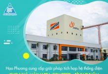 Hạo Phương cung cấp giải pháp tích hợp hệ thống điện cho nhà máy Japfa Comfeed - Bình Thuận