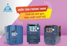 Biến tần Frenic Mini có thiết kế nhỏ gọn, hiệu quả vượt trội