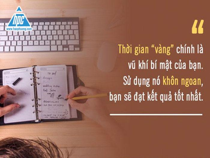 """Giải khuyến khích cuộc thi viết lần thứ 3 """"Hạo Phương – Một ngày làm việc của bạn như thế nào?"""" (Bài 7)"""