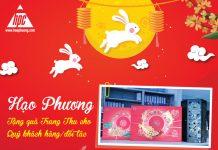 Hạo Phương tặng quà tết Trung thu cho khách hàng/đối tác