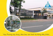 Hạo Phương xây dựng, đảm bảo vận hành hệ thống điều khiển, Scada, PLC cho dây chuyền hoạt động tại Unilever Việt Nam