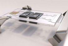 Robot di chuyển bằng công nghệ laser
