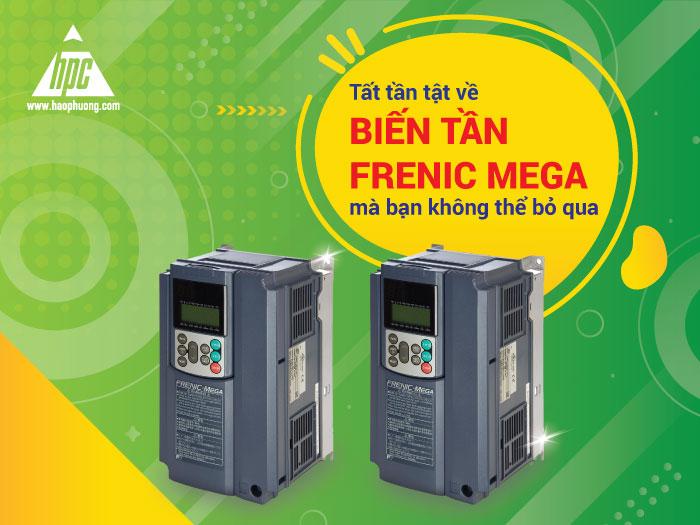 Thông tin chi tiết nhất về biến tần Frenic Mega -