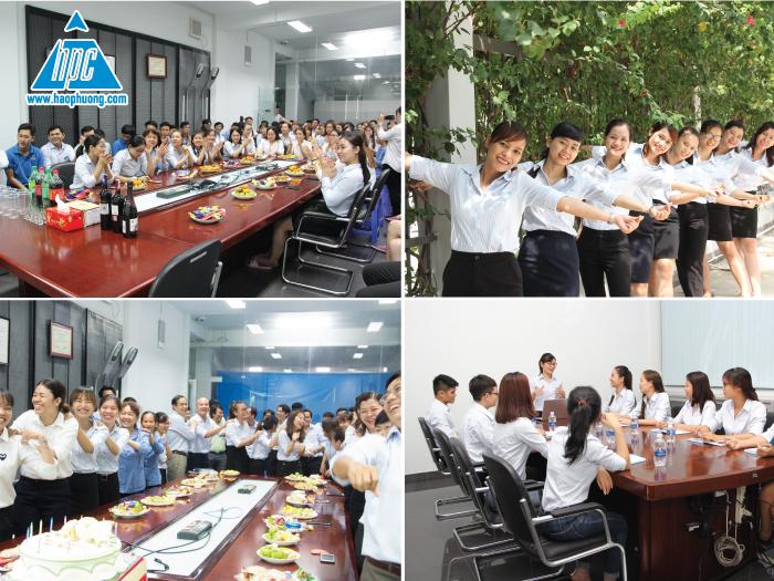 Tình đồng nghiệp tại Hạo Phương – Cảm nhận của tôi sau một năm đồng hành