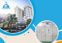 Khách sạn Dakruco – Công trình tích hợp hệ thống điện đầu tiên do Hạo Phương đảm nhận trên miền đất huyền thoại (Buôn Ma Thuột - Đắk Lắk)