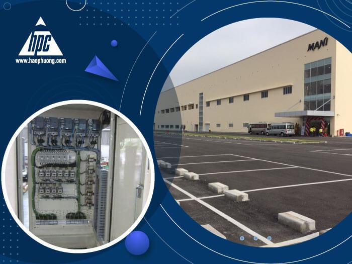 Hạo Phương mang đến chất lượng tuyệt vời cho dự án cơ điện Mani Phú Bình