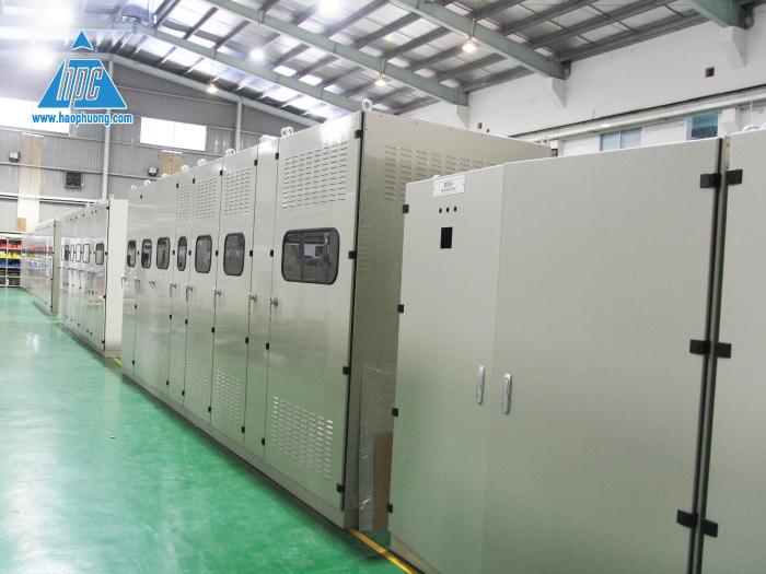 Hạo Phương xây dựng phương án tích hợp hệ thống điện hoàn hảo cho the Vista An Phú (Hồ Chí Minh)