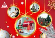 Hạo Phương nhộn nhịp chuẩn bị đón Giáng sinh 2020 và món quà đặc biệt được bật mí!