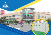 """LOTTE Mart (Indonesia) – Công trình tích hợp hệ thống điện đầu tiên của Hạo Phương trên """"Xứ sở vạn đảo"""""""