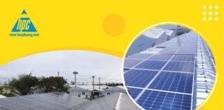 Hạo Phương đảm bảo tiến độ thực hiện dự án điện mặt trời tại C.P Ninh Thuận