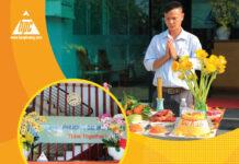 Hạo Phương khai xuân đón lộc đầu năm Tân Sửu 2021