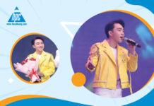 """Quán quân thần tượng Bolero 2016 Trung Quang góp giọng ngọt ngào trong ngày lễ """"Kỷ niệm Hạo Phương 15 năm thành lập"""""""