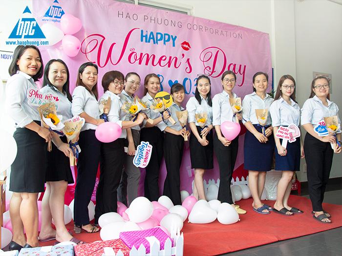 Hạo Phương gửi lời chúc mừng sinh nhật đến các thành viên tháng 3/2021
