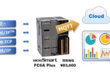"""IDEC cập nhật phần mềm hỗ trợ giao thức MQTT cho bộ điều khiển lập trình """"FC6A loại Plus"""""""