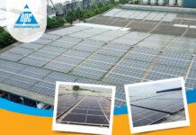 Hệ thống điện mặt trời C.P Bàu Xéo