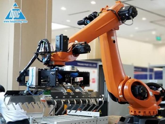 Đặc điểm của Robotic Palletizer