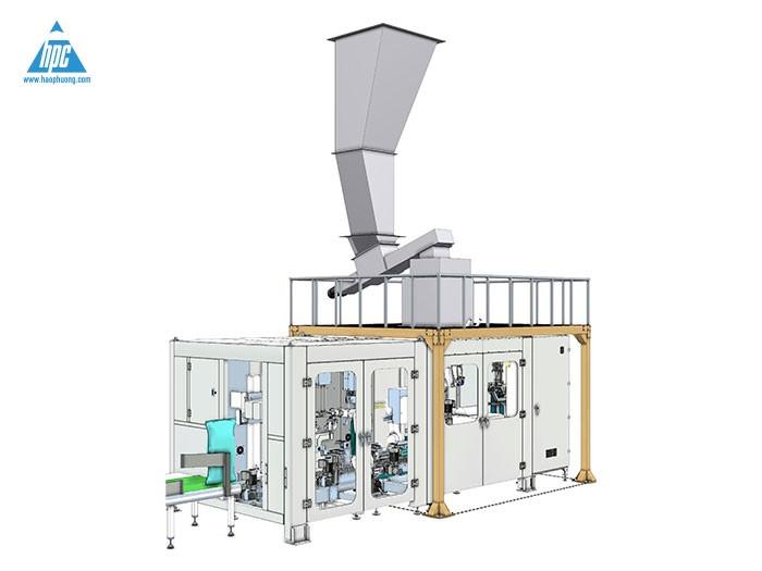 Robot OMBA – Xu hướng tự động hóa quá trình đóng bao tại các nhà máy sản xuất thức ăn chăn nuôi