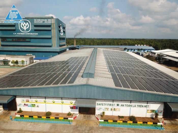 Điện mặt trời Solar – Giải pháp tạo ra lợi nhuận từ khoản đầu tư của các doanh nghiệp