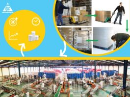 Vai trò của khâu xếp bao thành phẩm trong nhà máy sản xuất thức ăn chăn nuôi