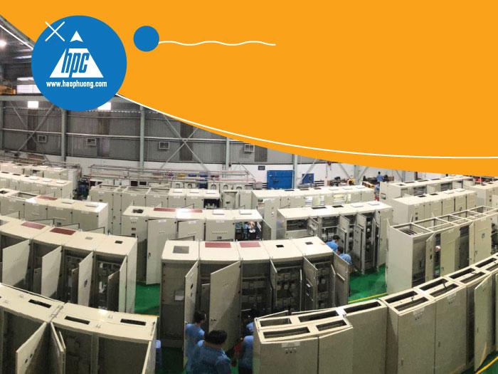 5 loại tủ điện công nghiệp thường được ưu tiên lựa chọn
