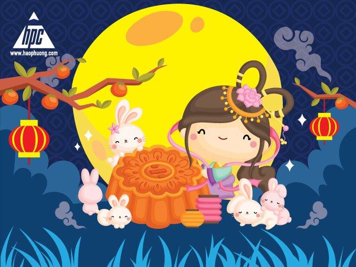 """Hạo Phương tổ chức chương trình Tết Trung thu online """"Cùng bé vui hội trăng rằm"""" 2021"""
