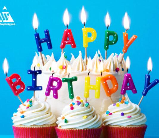 Hạo Phương chúc mừng sinh nhật các thành viên tháng 09/2021