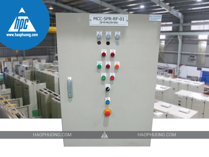 """Hạo Phương lắp đặt và cung cấp lô tủ điện cho """"Thiên đường mua sắm"""" Lucky Mall tại Cambodia"""