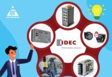 IDEC đột phá thị trường với bộ 5 sản phẩm thông minh mới