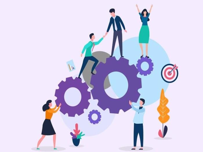 Sức mạnh tập thể - Yếu tố tiên quyết tạo nên sự lớn mạnh cho doanh nghiệp
