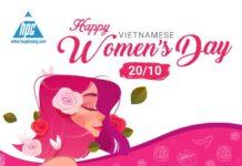 Hạo Phương mừng ngày phụ nữ Việt Nam 20/10/2021 và chúc mừng sinh nhật các thành viên tháng 10