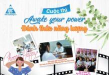 """Hạo Phương phát động cuộc thi """"Awake your power - Đánh thức năng lượng"""""""